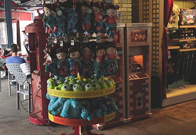 Hollywood Studios Prop Shop