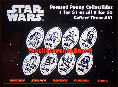 Once Upon a Toy Star War Designs